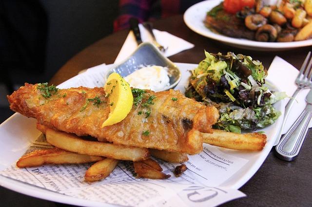 מסעדות דגים מומלצות באילת
