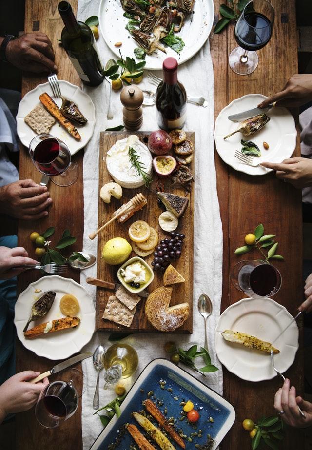 ארוחת חג השבועות ללא גלוטן