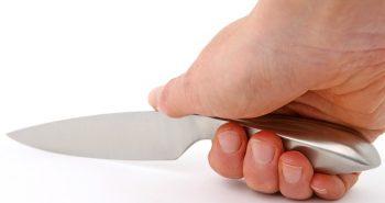 סכיני שף עם חריטה