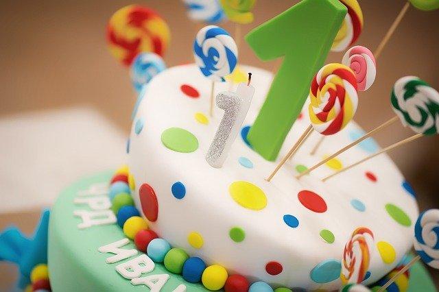 עוגות מספרים